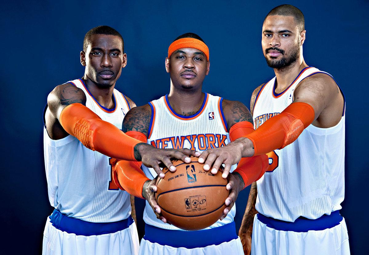 «Никс» стали последней командой НБА, которая высказалась о гибели Флойда и протестах в США