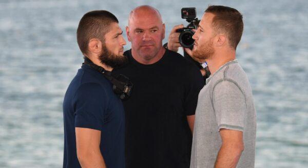 UFC 254: Хабиб vs Гэтжи – Пресс-конференция .