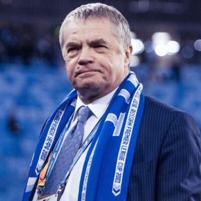 Гендиректор «Зенита»: «У нас задача на сезон одна – выиграть и РПЛ, и Кубок России»