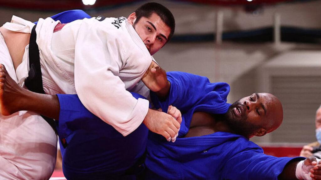 Дзюдоист Башаев проиграл в полуфинале и поборется за бронзу Олимпиады