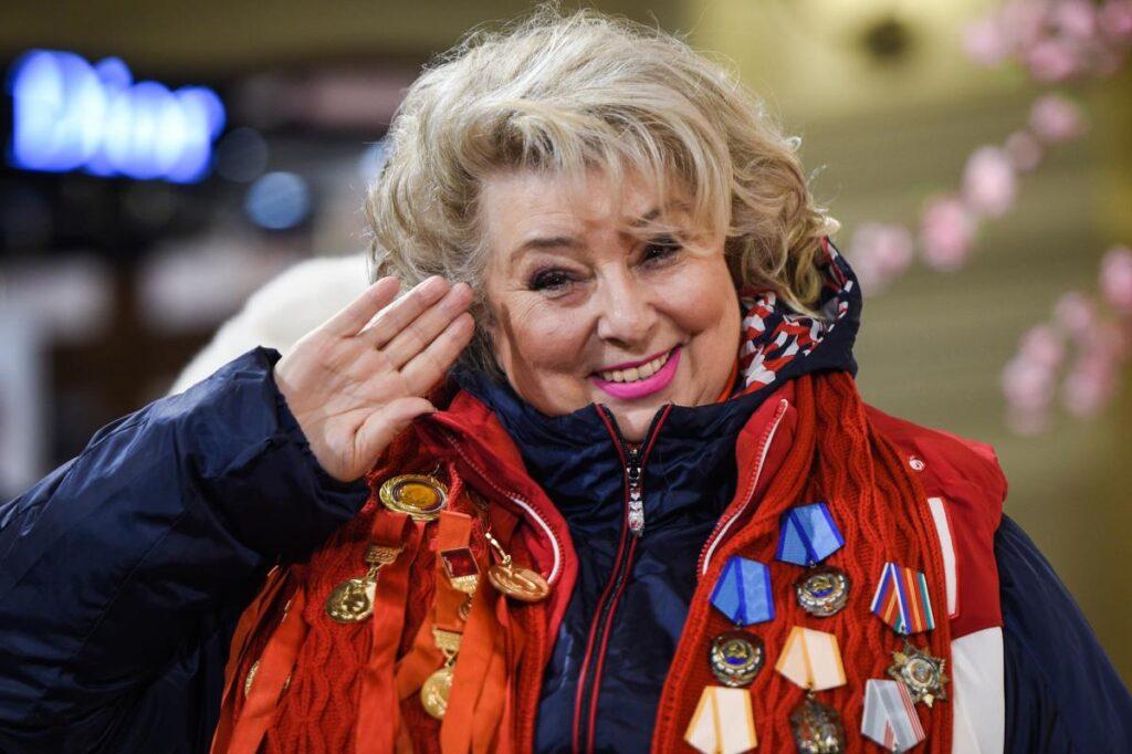 Татьяна Тарасова о победе российских гимнасток: «Сколько лет все ждали… И как девочки рады! Они порадовали всю страну!»
