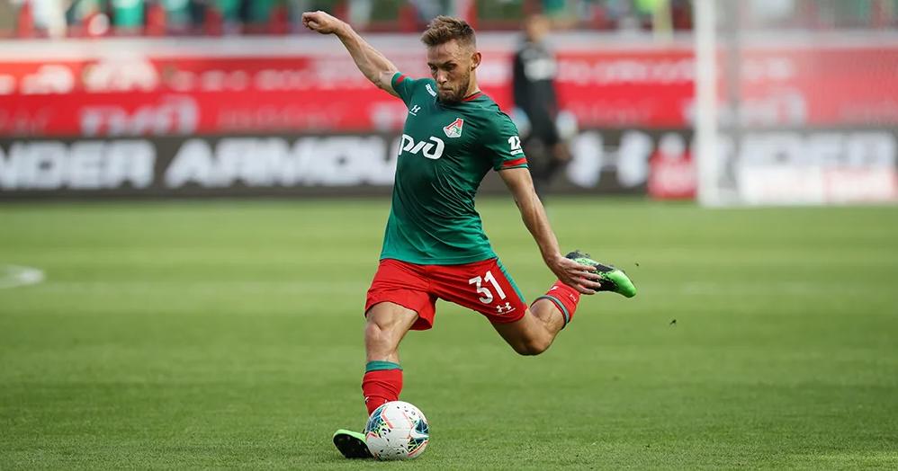 Защитник «Локомотива» Рыбус заявил о готовности сыграть с «Марселем»